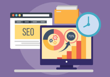 marketing SEO graphic and picture